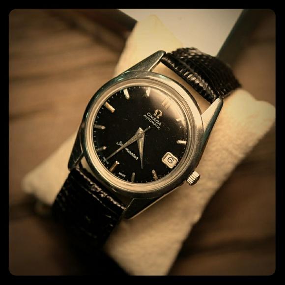Vintage Omega Watch 1960s